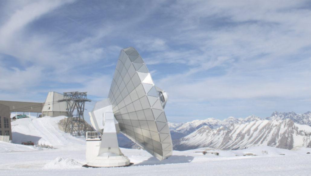 Maestro – Montagne, communication et astronomie