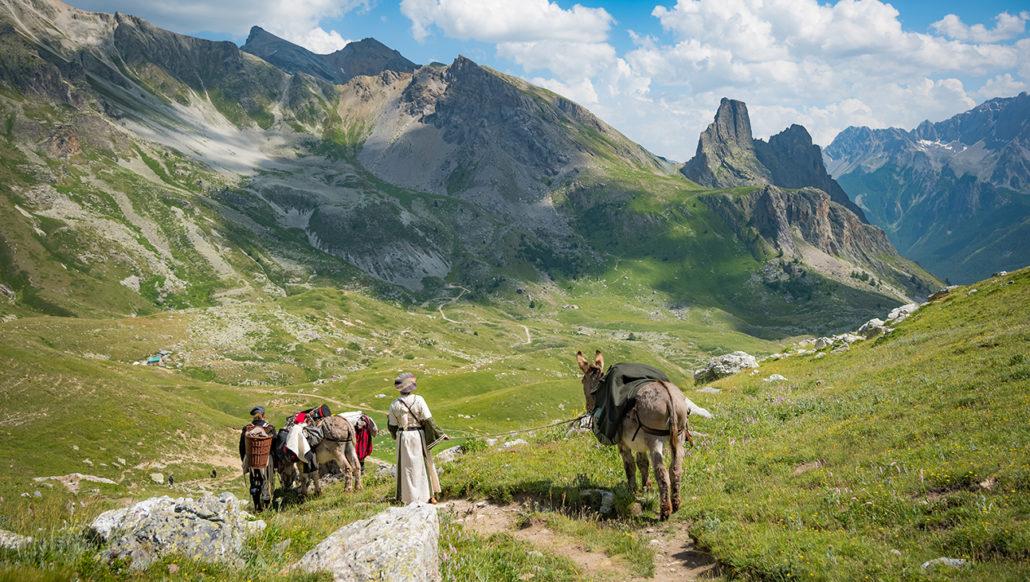 Marchalp – Marche armée dans les Alpes