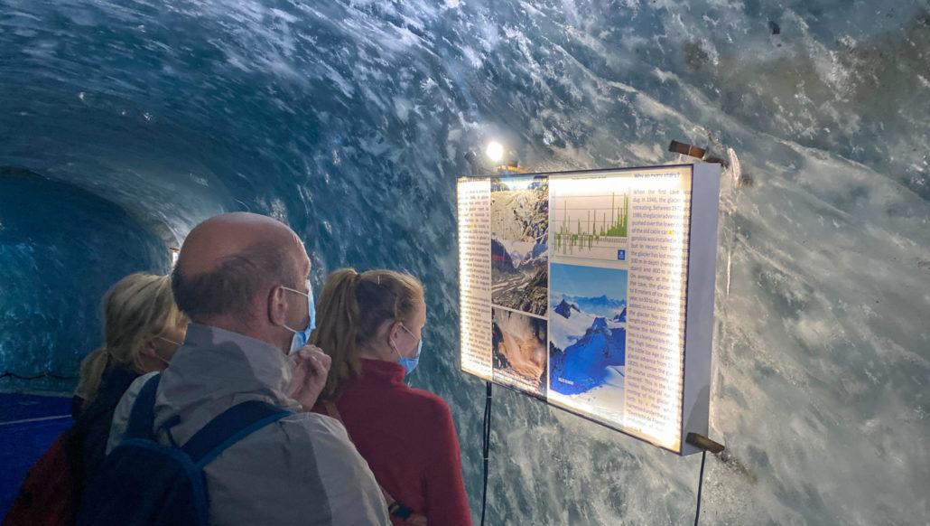 Médiadapt – adapter les sites touristiques glaciaires au changement climatique