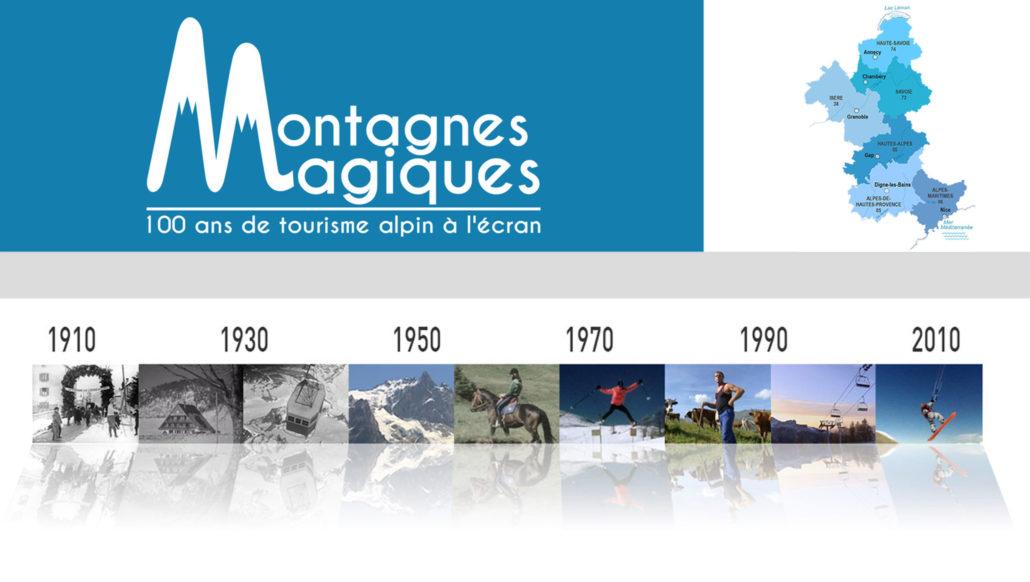 Montagnes magiques – 100 ans de tourisme alpin à l'écran