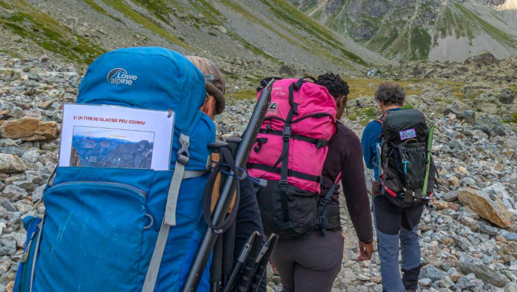 Tourisme scientifique et mutation des environnements montagnards