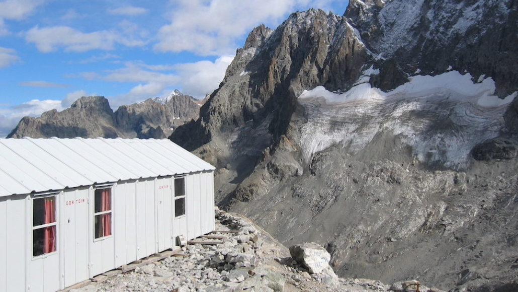Nidification dans l'expérience touristique estivale en montagne